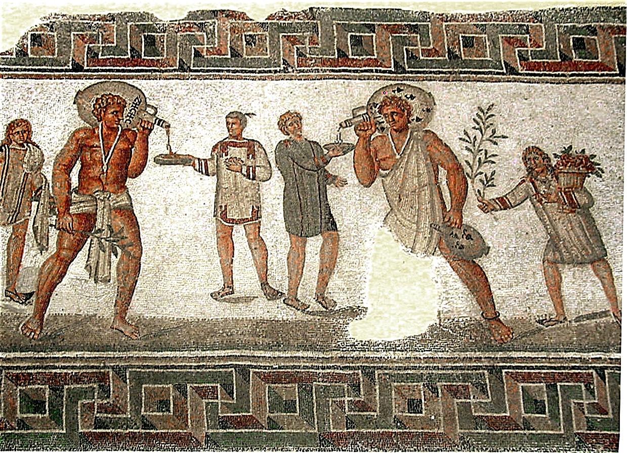 Slavery in Roman Times