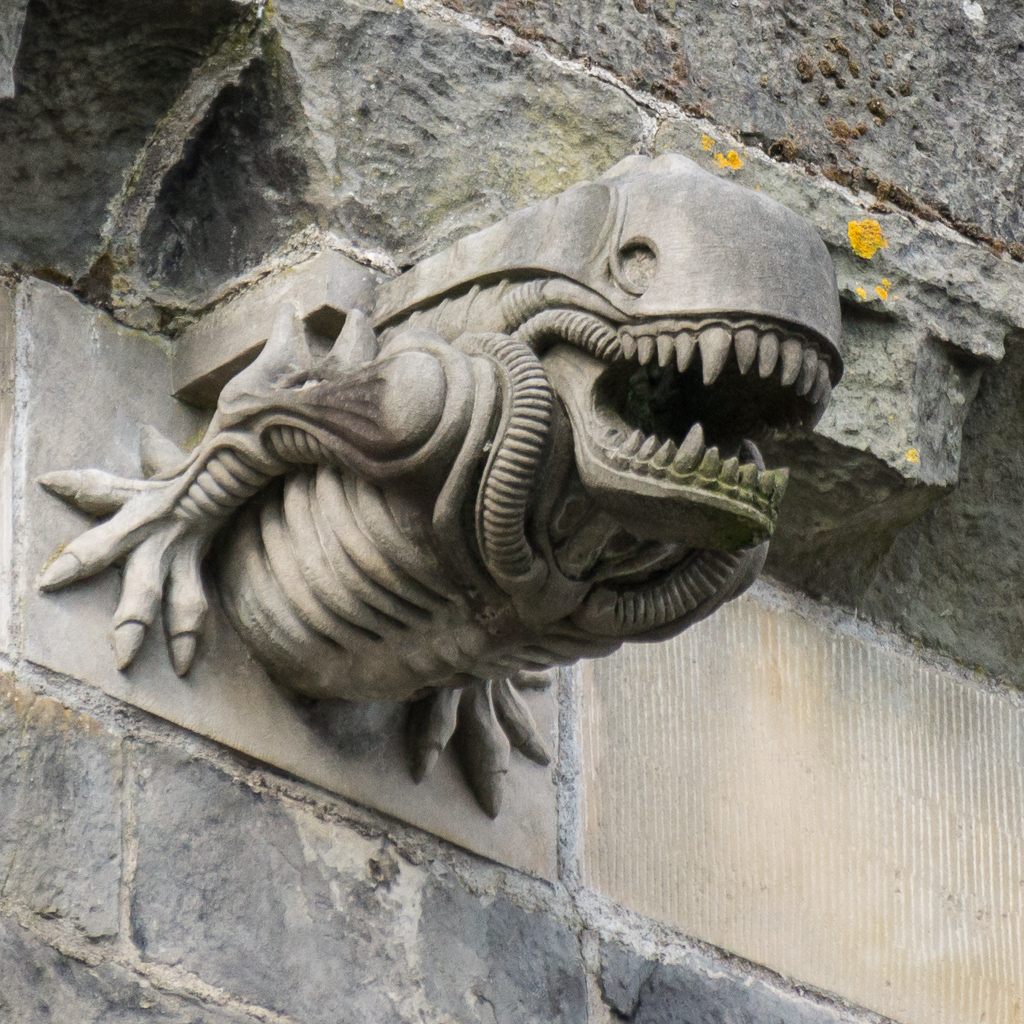 Gargoyle on Abbey