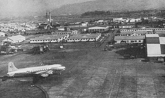 Japan Airport 1954
