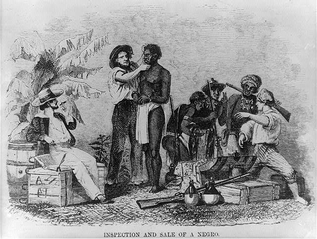 Sale of Slaves