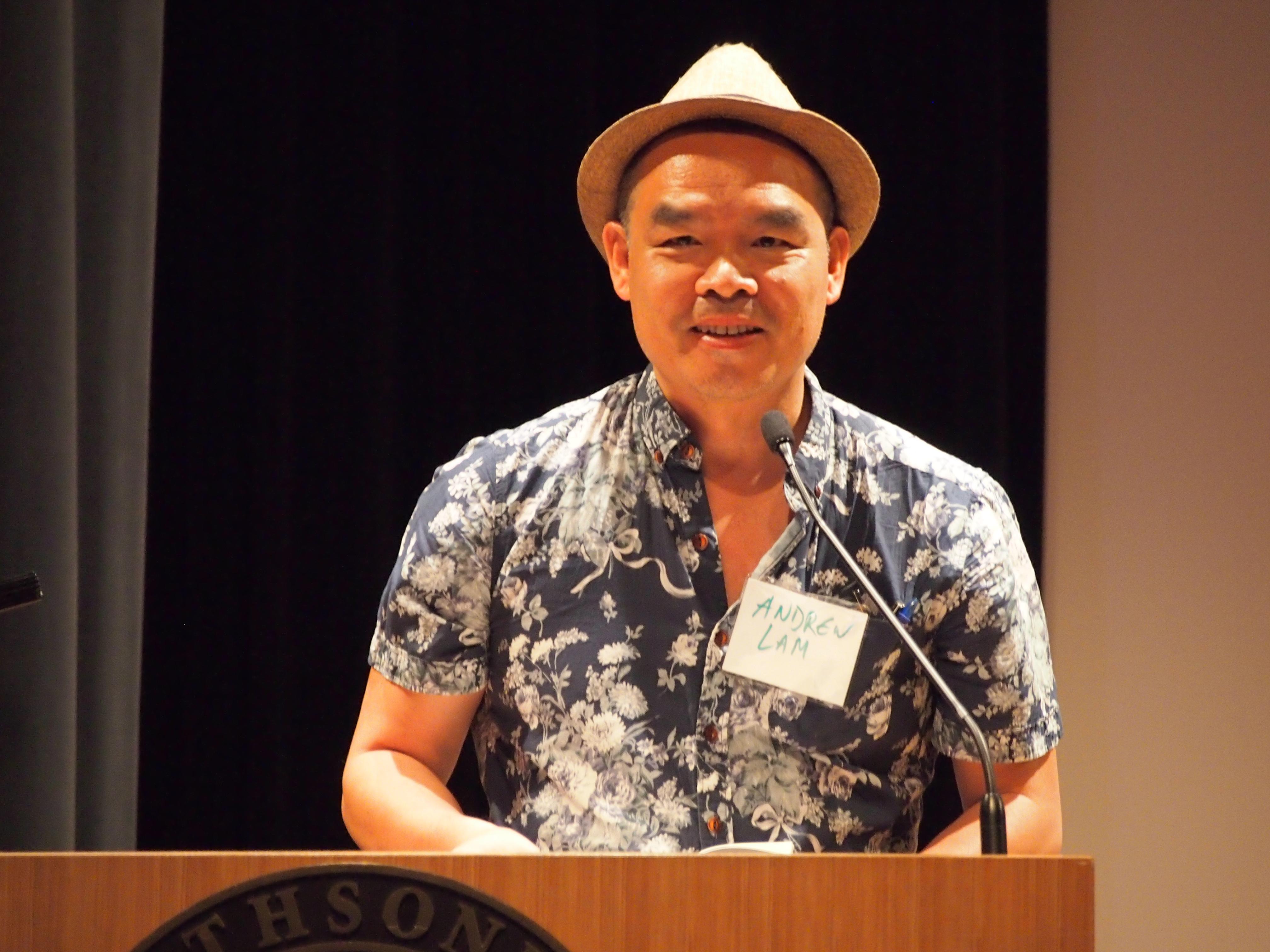Andrew Lam - Wikipedia