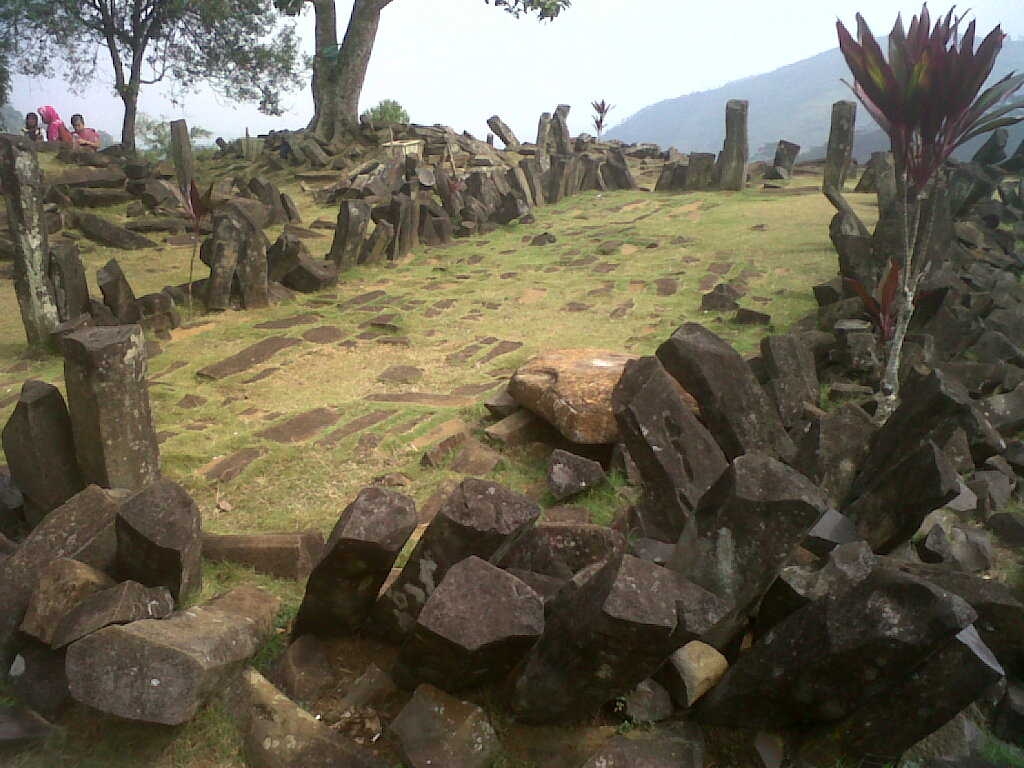 Indonesian Pyramid