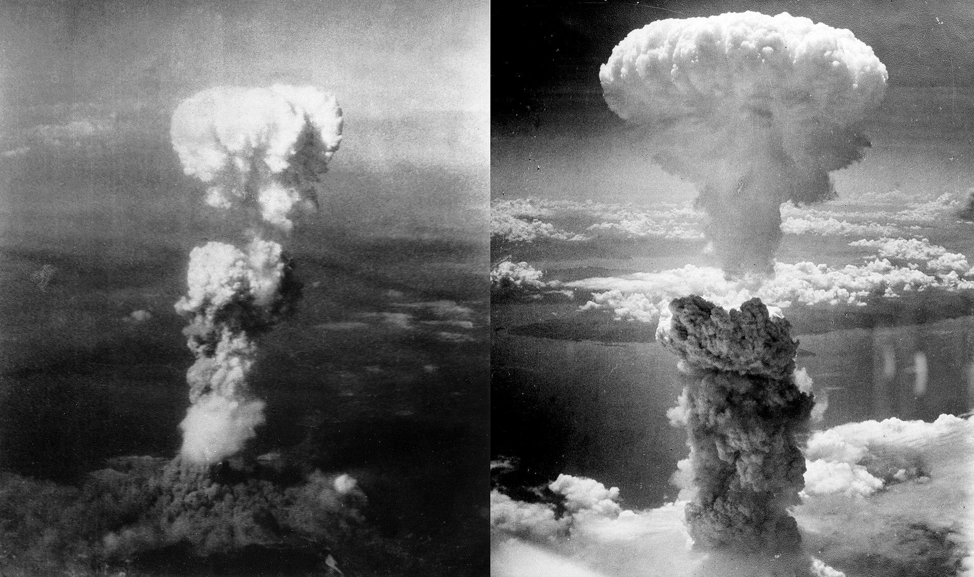 Hiroshima & Nagasaki A-Bombs