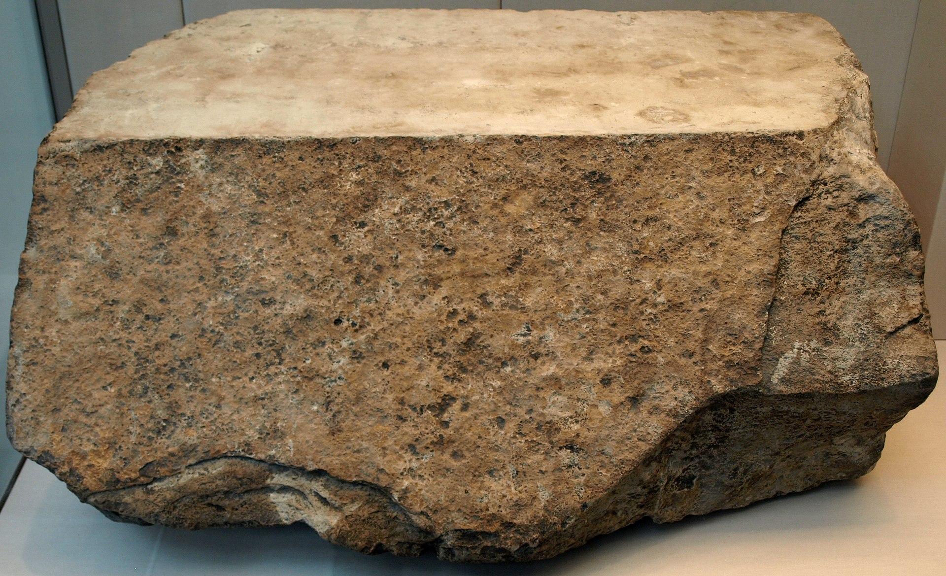 Casing Stone Block