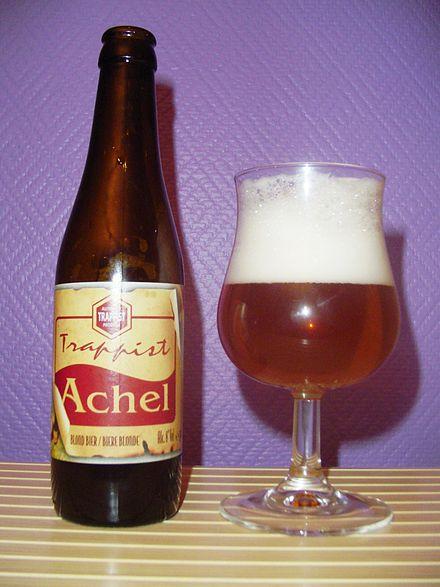 Bia trappist Achel (Bỉ)