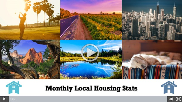 Your local housing stats video