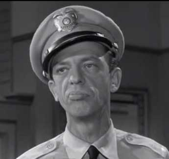 Image result for picture of barney fife