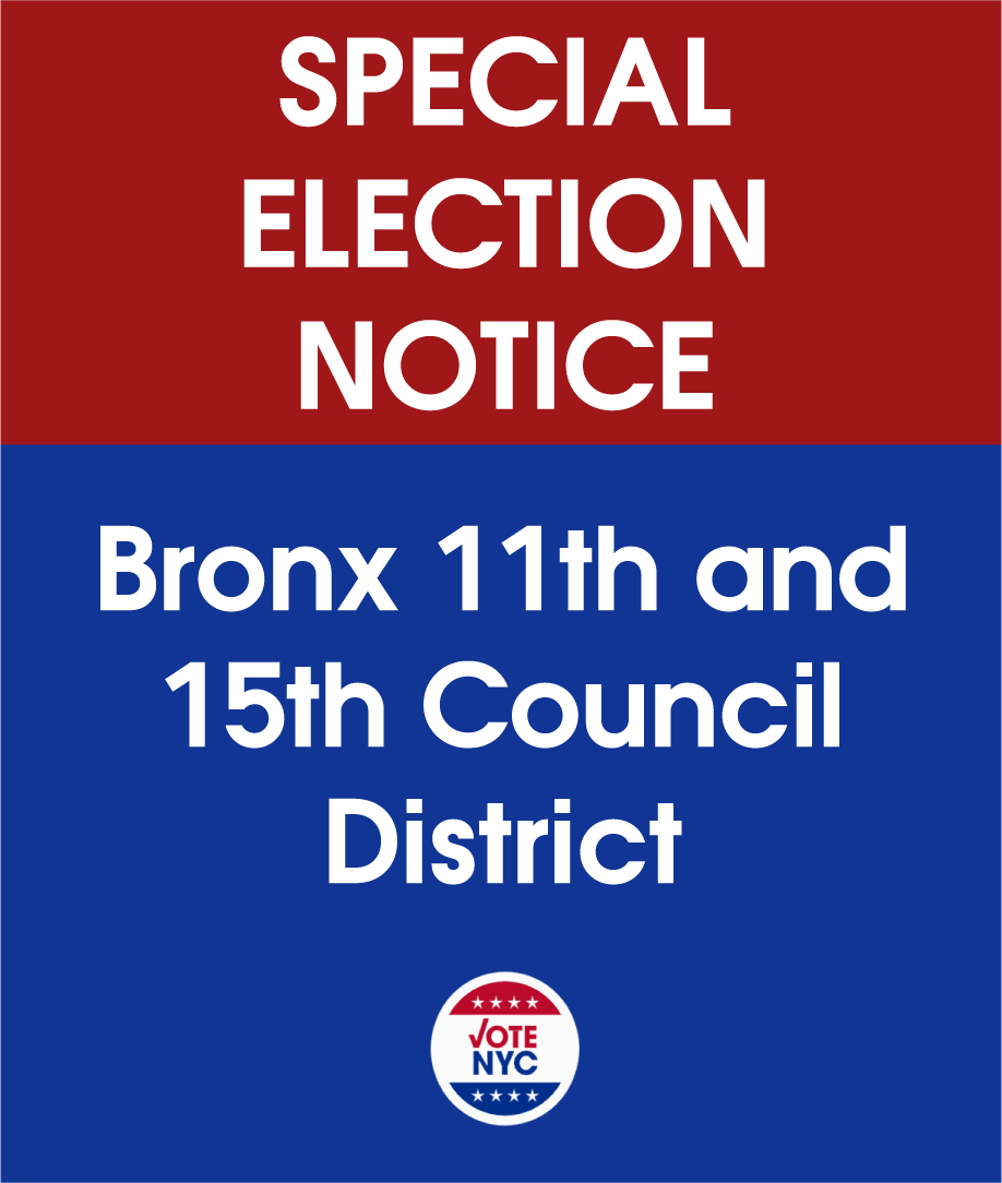 Attention Voters