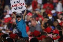 Khảo sát: 63% cử tri Mỹ hy vọng Trump chiến thắng bầu cử 2020