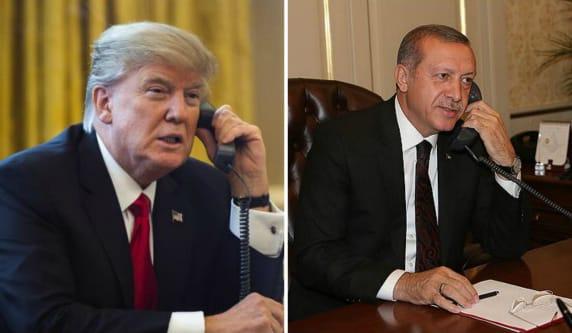 Một cuộc điện thoại thay đổi Syria của ông Trump