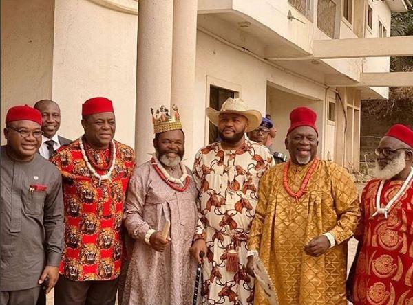Fani-Kayode makes Nollywood debut alongside Melaye in 'Silent Prejudice'