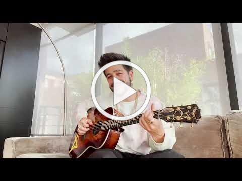 Onsale Video Camilo V2 - Mis Manos Tour (loud and Live)