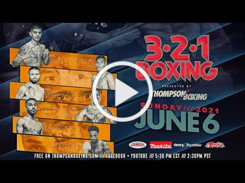 3.2.1. Boxing June 6, 2021 Commercial