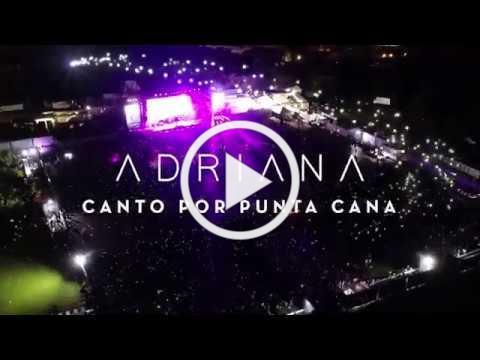 Adriana Torrón en su presentación en