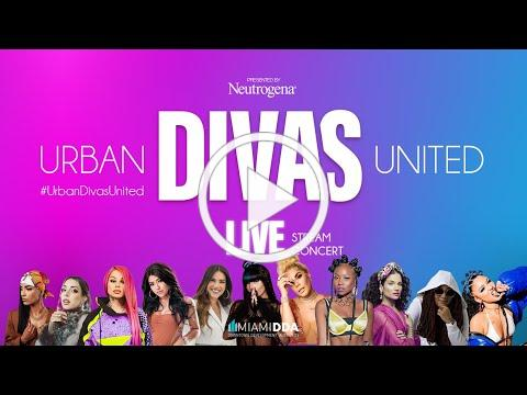 Urban Divas United Presentado por Neutrogena En Vivo Desde Downtown Miami