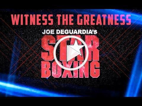 Witness The Greatness; This is Star Boxing