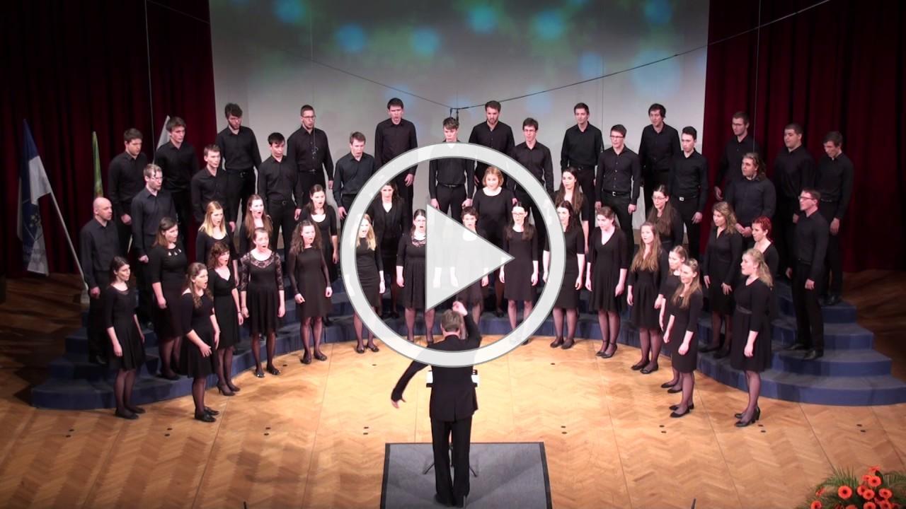 14. International Choral Competition Gallus - Maribor 2017 - GRAND PRIX - Komorni zbor MEGARON