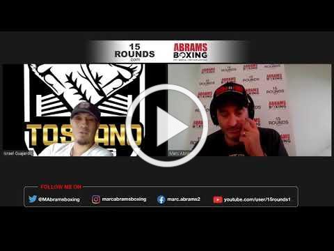 Chatting with Welterweight Giovannie Gonzalez