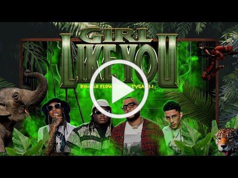 Dimelo Flow, Sech, Tyga, J.I - Girl Like You (Official Video)