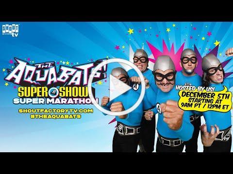 The Aquabats! Super Show! Super Marathon - THIS SATURDAY! (HD)