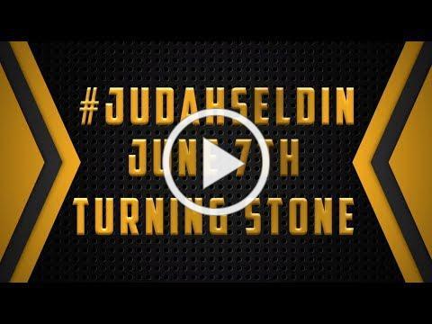 Zab Judah vs Cletus Seldin June 7th at Turning Stone Resort Casino Promo