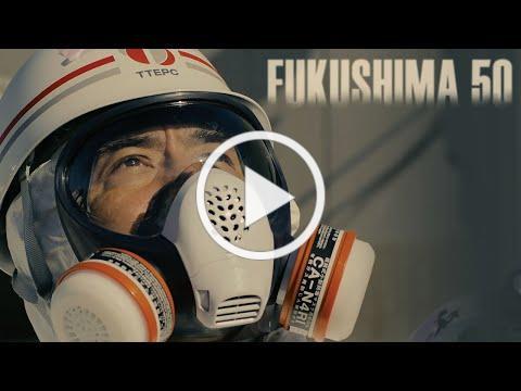 Fukushima 50 - Official Movie Trailer (2021)
