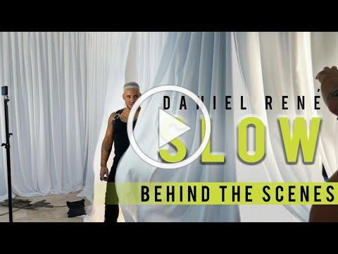 "Behind the scenes of ""Slow"" - DANIEL RENÉ"""