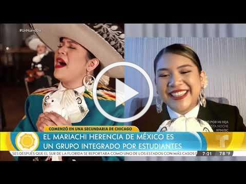 Mariachi Herencia de México - Un Nuevo Día   Telemundo