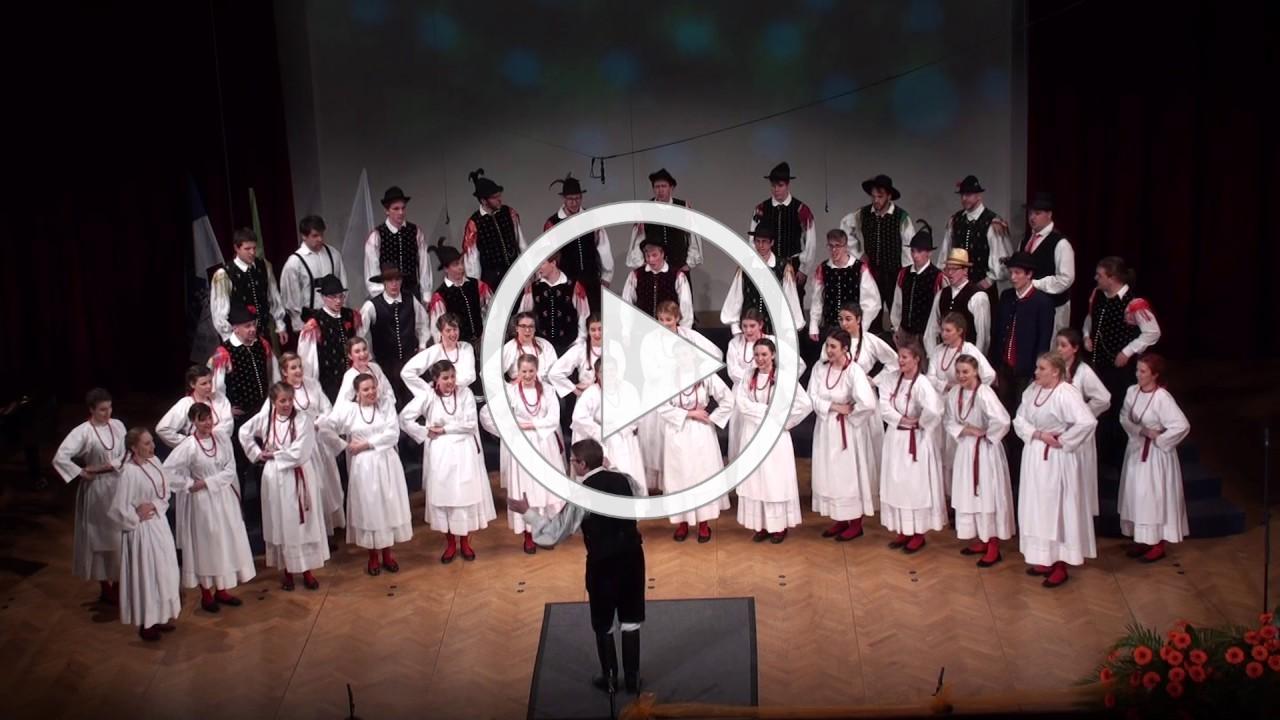 Slovenian dancing folksongs