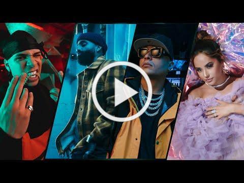 KEVVO, Arcangel, Becky G, Ft. Darell - Te Va Bien (Official Video)