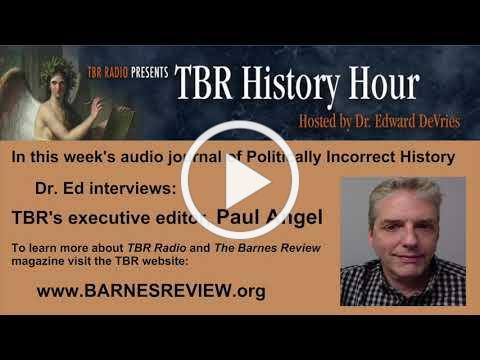 TBR HISTORY HOUR - 7/3/2020 - Paul Angel