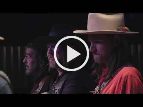 The Allman Betts Band - Down To The River World Tour