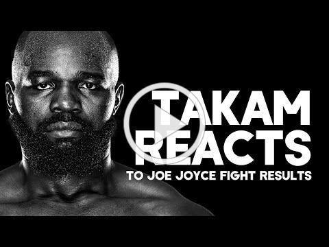 Carlos Takam Reacts to Premature Stoppage Against Joe Joyce