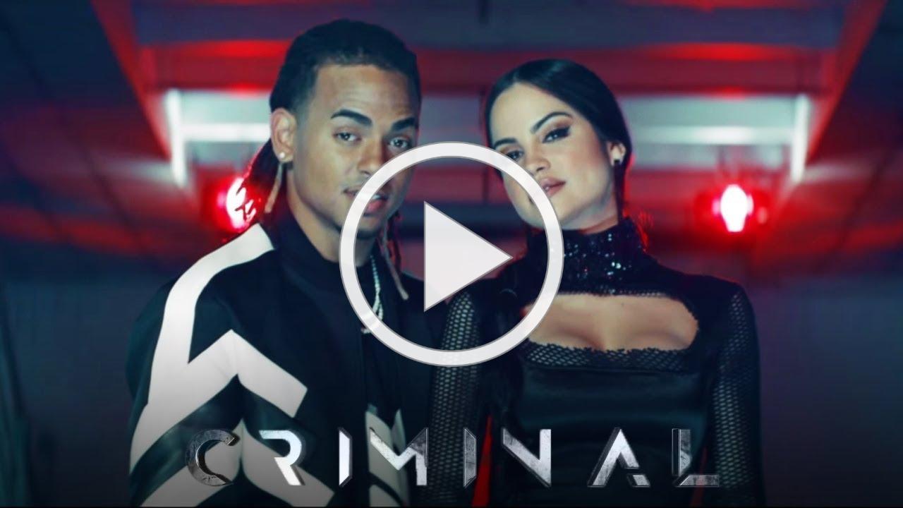 Natti Natasha ❌ Ozuna - Criminal [Official Video]