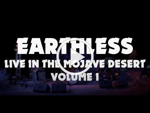 """Earthless """"Sonic Prayer"""" (Live in the Mojave Desert Vol. 1)"""