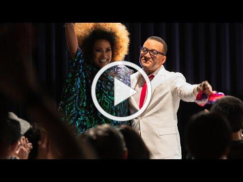 "Aymée Nuviola & Gonzalo Rubalcaba ""Bemba Colora"" (Official Music Video)"