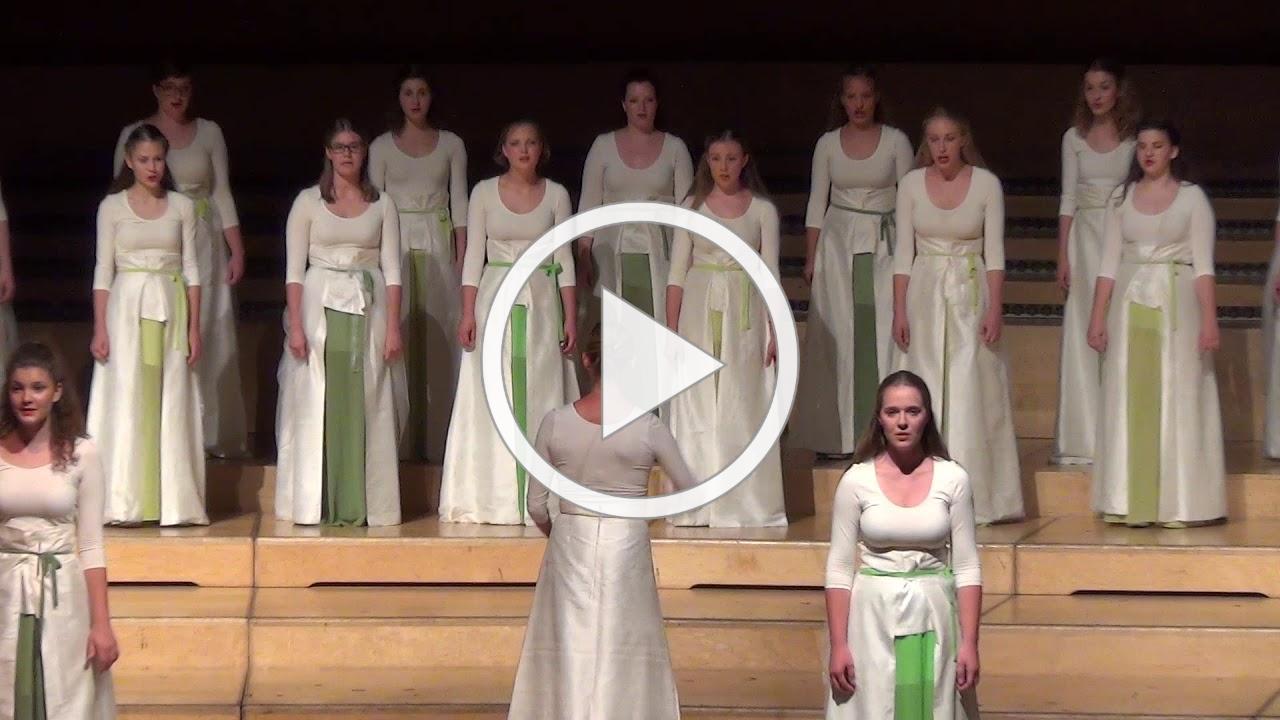 Damijan Močnik JERUSALEM - performed by St. Stanislav Girls Choir
