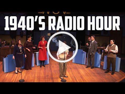 1940's Radio Hour Trailer