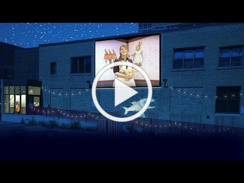 Trailer for The Beatrix Potter & Friends Drive-In Movie Experience
