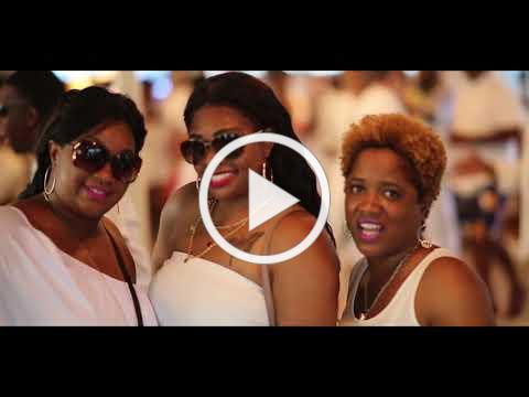 Black Hollywood All White Yacht Party