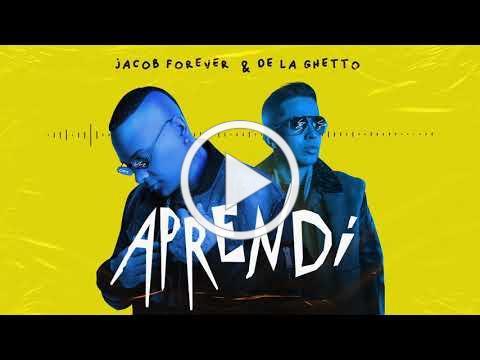 Jacob Forever ❌ De La Ghetto - Aprendi (Audio Oficial)