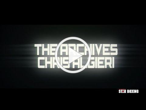 The Archives: Chris Algieri