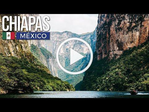 Lugares Que Debes Conocer En Mexico   Chiapas