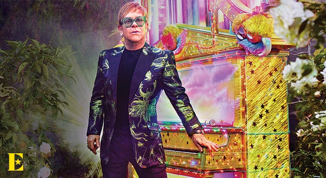 Image result for kennedy center honors elton john