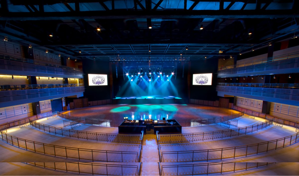 Image result for THE JOINT AT HARD ROCK