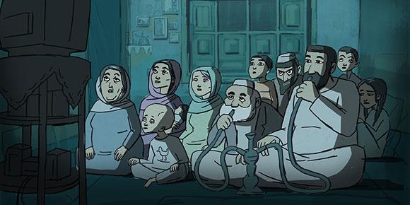 Ma famille Afghane