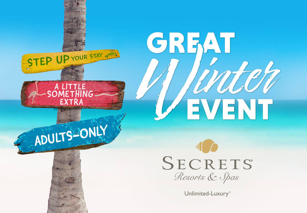 Up to $400 + Great Winter Event Extras!