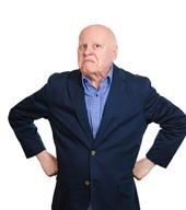 Why do people grow old and grouchy?