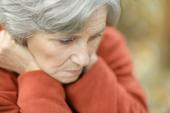 How do I challenge my recently widowed mother?