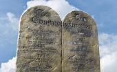 Are the Ten Commandments still in effect today and does it name the worst sin?